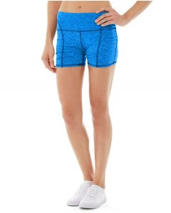 Gwen Drawstring Bike Short-29-Blue
